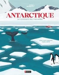 Nathan - Antarctique.