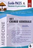 Nathan El Beze - UE 1 Chimie Générale.
