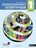 Nathan - Enseignement scientifique 1re - Livre de l'élève.