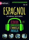 Nathan - Espagnol approfondissement. 4 CD audio MP3