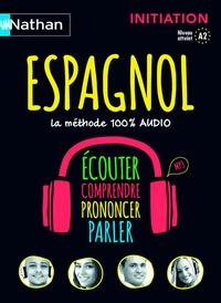 Espagnol, la méthode 100% audio- Initiation, niveau atteint A2 -  Nathan | Showmesound.org