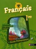 Nathan - Français 1re Futur simple - Guide pédagogique.
