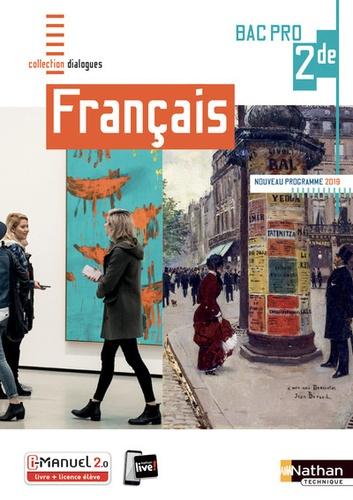 Francais 2de Bac Pro Dialogues Grand Format