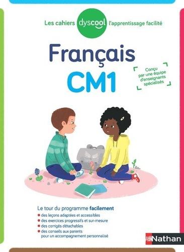 Francais Cm1 Les Cahiers Dyscool Grand Format
