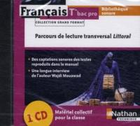Français Tle Bac pro- Parcours de lecture transversal Littoral -  Nathan   Showmesound.org