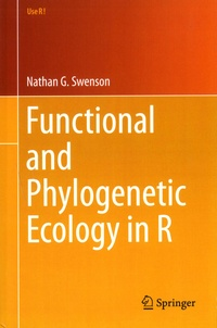 Nathan G Swenson - Functional and Phylogenetic Ecology in R.