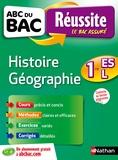 Nathan - Histoire Géographie 1re ES-L.
