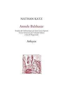 Nathan Katz - Annele Balthasar.