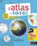 Nathan - L'atlas des 10-14 ans.