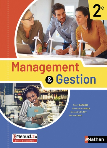 Management Et Gestion 2de Livre Et Licence Eleve Grand Format