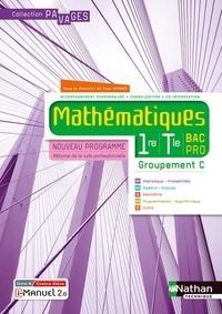 Nathan - Mathématiques 1re Tle Bac Pro Groupement C Pavages.