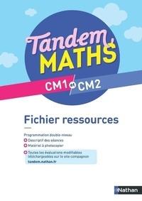 Nathan - Mathématiques CM1 et CM2 Tandem Maths Fichier ressources.