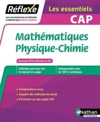 Google livres ebooks téléchargement gratuit Mathématiques Physique-chimie CAP Réflexe Les Essentiels CHM ePub FB2