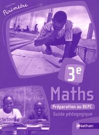 Deedr.fr Maths 3e Périmètre - Guide pédagogique Image