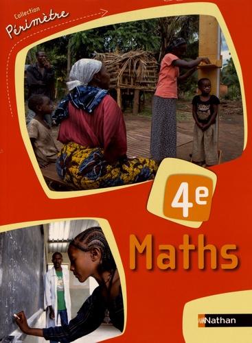 Maths 4e Perimetre Grand Format