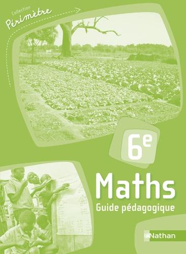 Maths 6e Perimetre Guide Pedagogique Grand Format