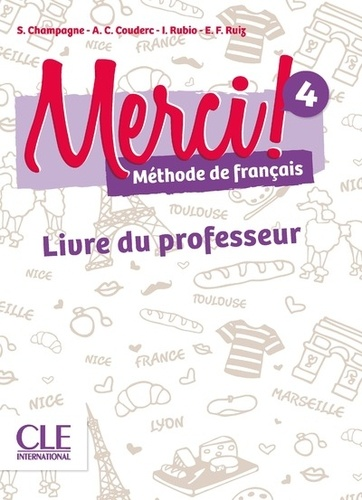 Methode De Francais Fle Niveau 4 Grand Format