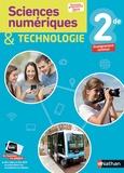 Nathan - Sciences numériques et technologie 2de - Livre de l'élève.