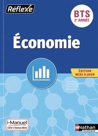 Nathan Technique - Economie BTS 2e année - Livre + licence élève en ligne.