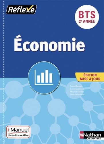 Economie Bts 2e Annee Livre Licence Eleve En Ligne Grand Format