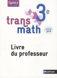 Nathan - Transmath 3e - Livre du professeur.