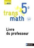 Nathan - Transmath 5e - Livre du professeur.
