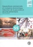Nathanael Hishamunda et Junning Cai - Aquaculture commerciale et croissance économique, réduction de la pauvreté et sécurité alimentaire - Cadre d'évaluation.
