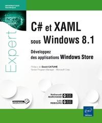 Feriasdhiver.fr C# et XAML sous Windows 8.1 - Développez des applications Windows Store Image