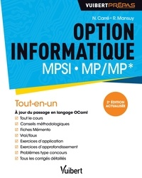 Era-circus.be Option informatique MPSI-MP/MP* - Tout-en-un Image