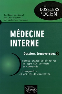 Galabria.be Médecine interne tome 3 Image