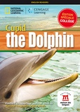 National Geographic - Cupid the dolphin - Niveau A2-B1. 1 DVD