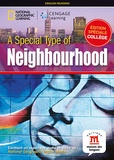 National Geographic - Special type of neighbourhood - Niveau A1-A2. 1 DVD