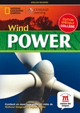 National Geographic - Wind power - Niveau A2-B1. 1 DVD