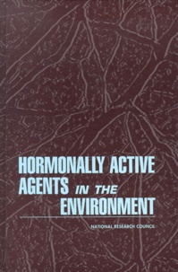 Hormonally Active Agents in the Environment -  National research council | Showmesound.org