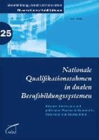 Nationale Qualifikationsrahmen in dualen Berufsbildungssystemen - Akteure, Interessen und politischer Prozess in Dänemark, Österreich und Deutschland.