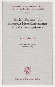 Nationalhymnen als kulturelle Identitätselemente des Verfassungsstaates..