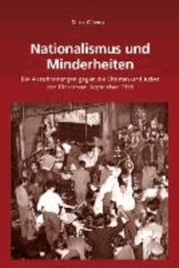 Nationalismus und Minderheiten - Die Ausschreitungen gegen die Christen und Juden der Türkei vom September 1955.