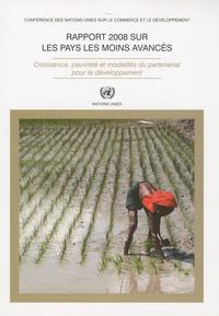 Nations Unies - Les pays les moins avancés - Rapport 2008.