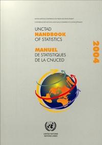 Nations Unies - Manuel de statistiques de la CNUCED : UNCTAD Handbook of statistics.