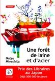 Natsu Miyashita - Une forêt de laine et d'acier.