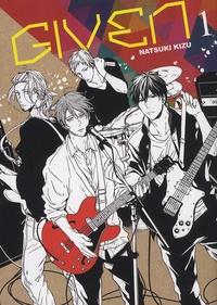 Natsuki Kizu - Given Tome 1 : .