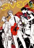 Natsuki Kizu - Given Tome 2 : .