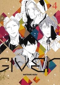 Natsuki Kizu - Given Tome 4 : .
