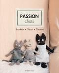 Natsuko Sugawara et Yumi Ishigami - Passion chats - Broderie, tricot, couture.