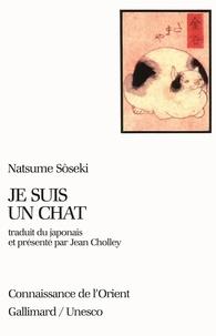 Natsume Sôseki - Je suis un chat.