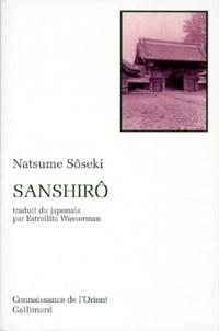 Natsume Sôseki - Sanshirô.