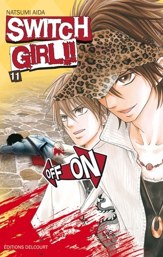 Switch Girl !! Tome 11