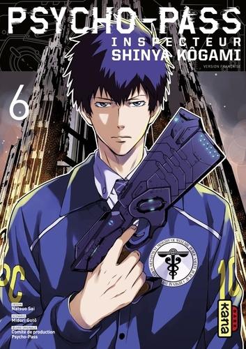 Natsuo Sai et Midori Goto - Psycho-Pass Inspecteur Shinya Kôgami, tome 6.