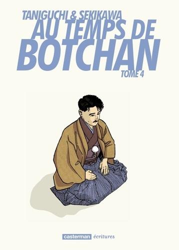 Natsuo Sekikawa et Jirô Taniguchi - Au temps de Botchan Tome 4 : .