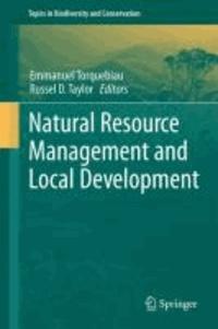 Emmanuel Torquebiau - Natural Resource Management and Local Development.